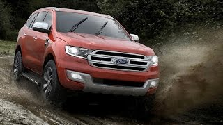 Презентация Ford everest